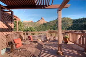 Picture Sedona Views Bed and Breakfast